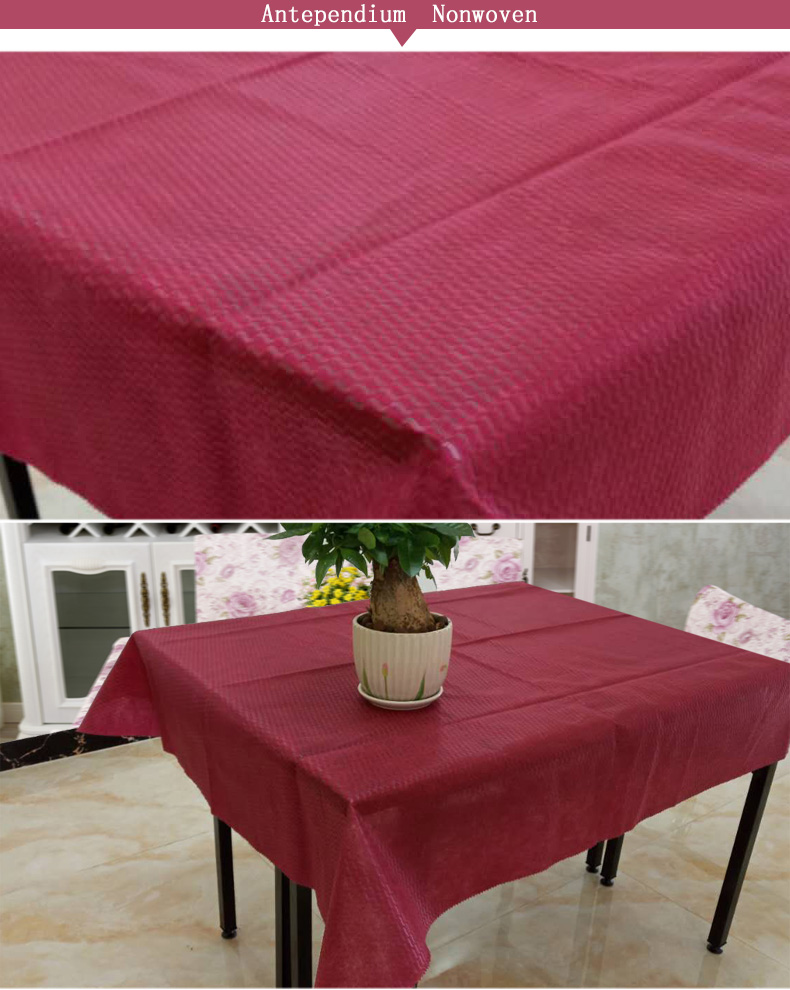 Nanqixing soft non woven filter cloth factory direct supply for wedding-1