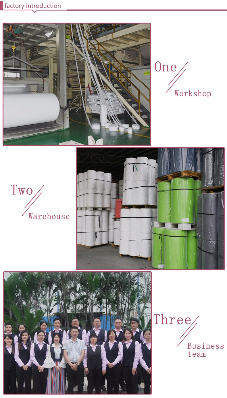Nanqixing soft non woven filter cloth factory direct supply for wedding-3