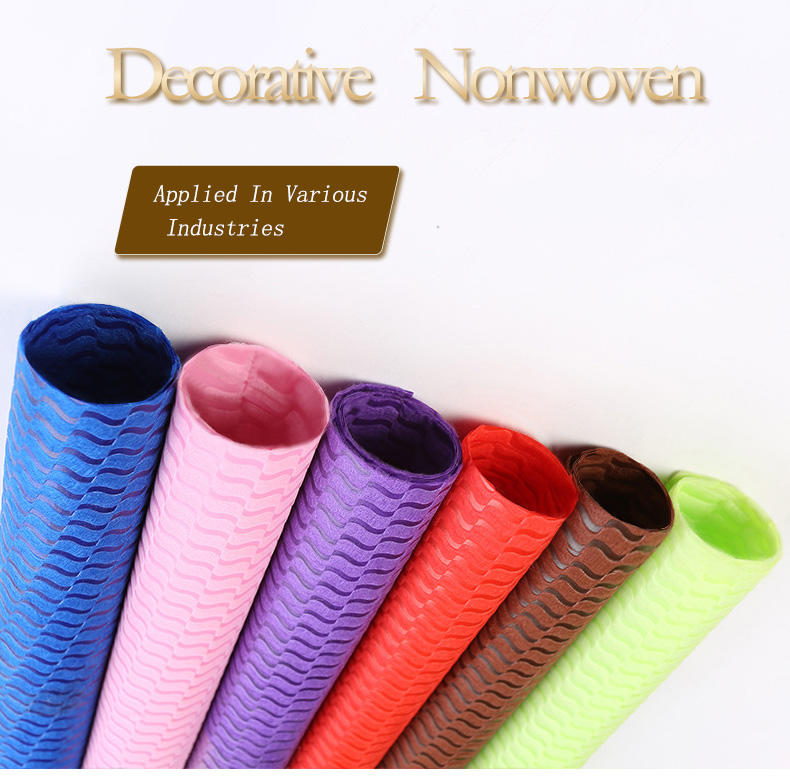 Hot Non Woven Material Wholesale soft Nanqixing Brand