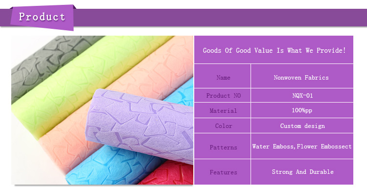 Nanqixing soft Non Woven Polypropylene Fabric Manufacturers factory direct supply for furniture-2