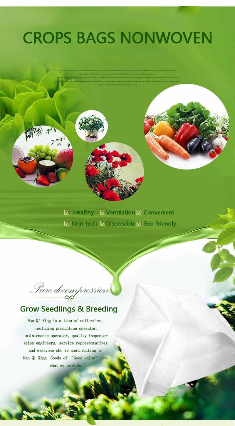 Nanqixing agriculture ground weed control fabric manufacturer for greenhouse-3