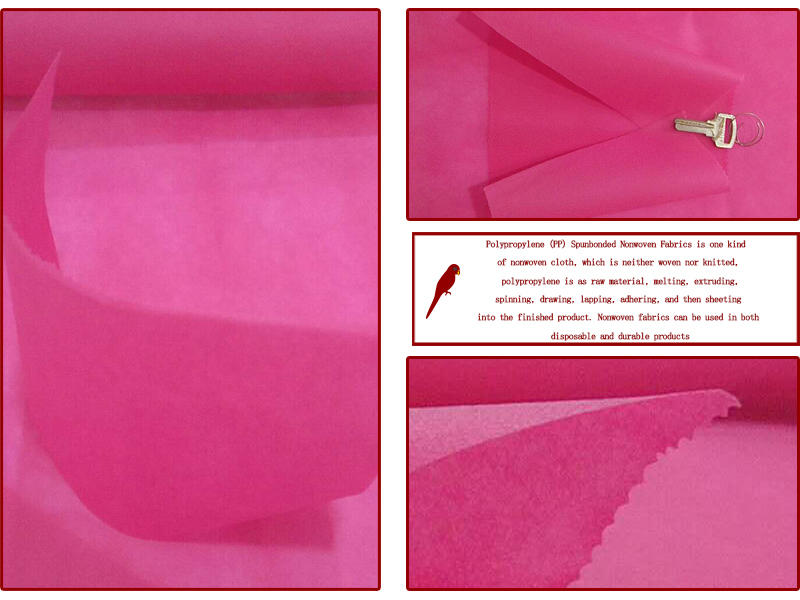 calendered fabric pp Nanqixing Non Woven Material Suppliers
