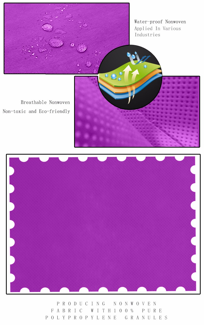 Nanqixing pp spunbond nonwoven fabric supplier for upholstery-4