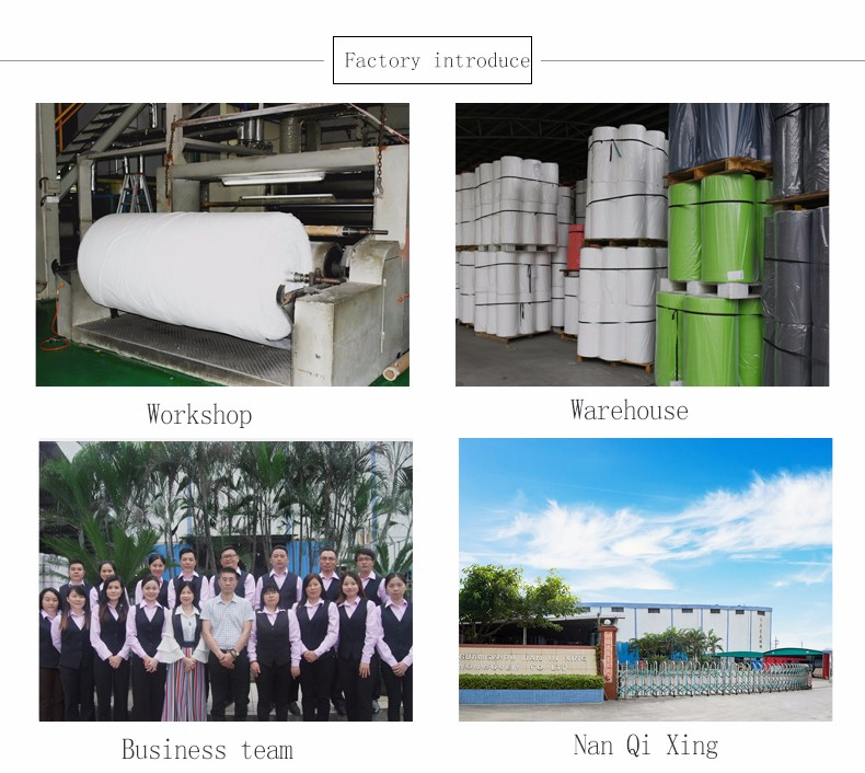 Nanqixing pp spunbond nonwoven fabric supplier for upholstery-5