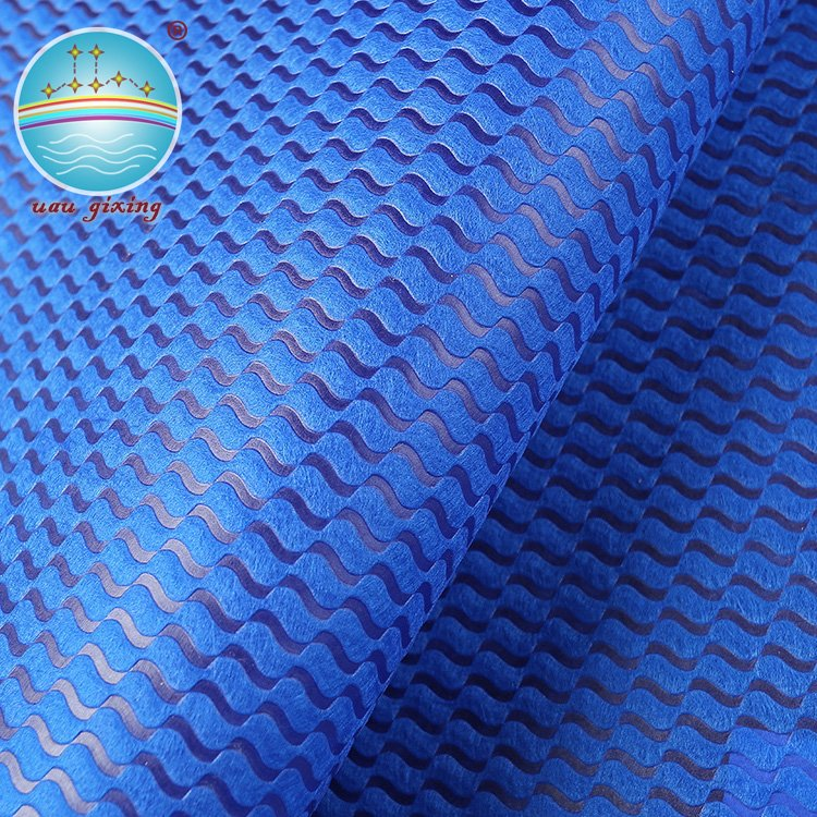 Nanqixing Wave Pattern Eco Friendly Pp Spunbond Nonwoven Fabric Nonwoven Material image11