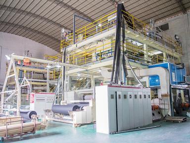 Nan Qi Xing Workshop - Spunbond Machines