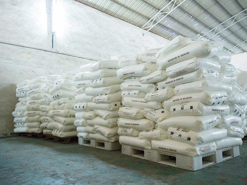Raw Materials - PP Granules