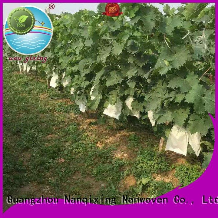 Nanqixing Brand greenhouse black best price weed control fabric