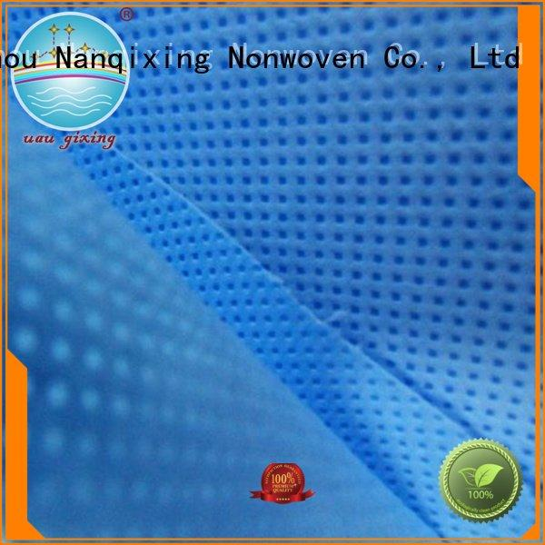 factory customized price Nanqixing Non Woven Material Wholesale