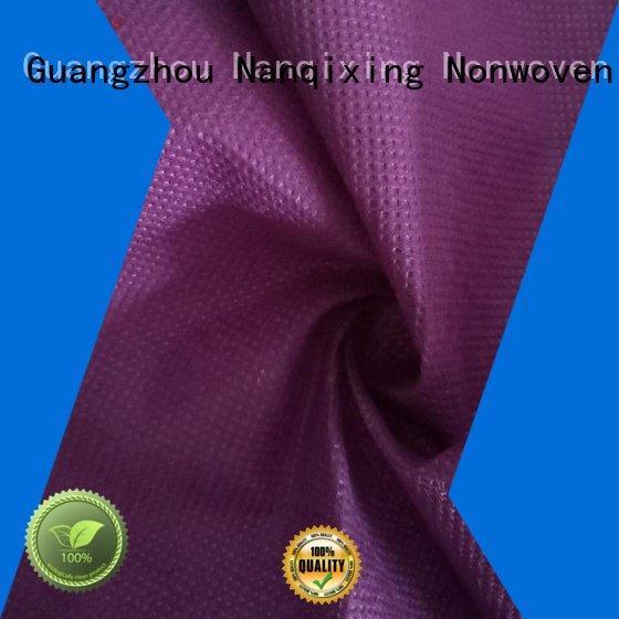 Nanqixing Brand medical textile virgin Non Woven Material Suppliers various