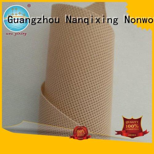 Nanqixing designs Non Woven Material Suppliers usages textile