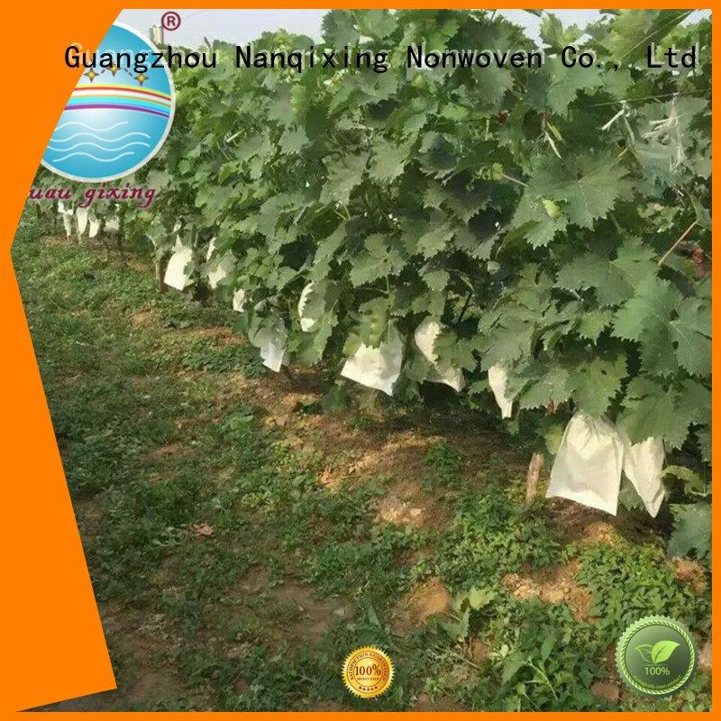 Quality best price weed control fabric Nanqixing Brand vegetables best weed control fabric