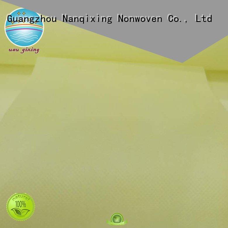 Non Woven Material Wholesale woven ecofriendly Non Woven Material Suppliers Nanqixing Brand