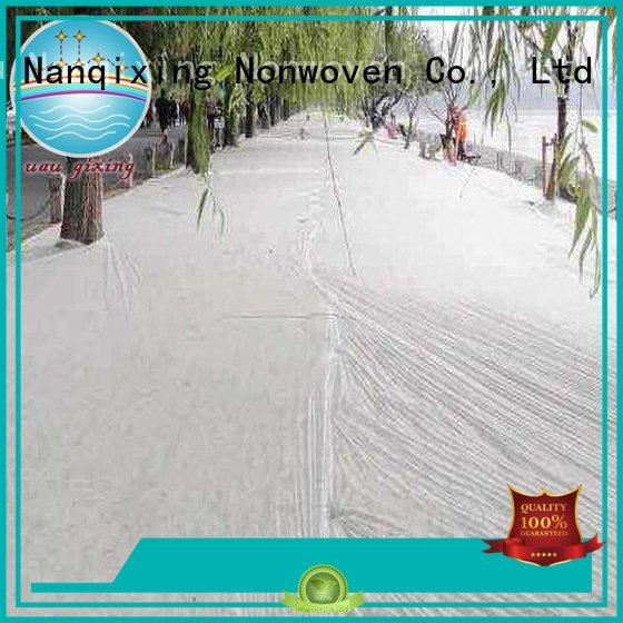 Nanqixing greenhouse best weed control fabric ecofriendly mat
