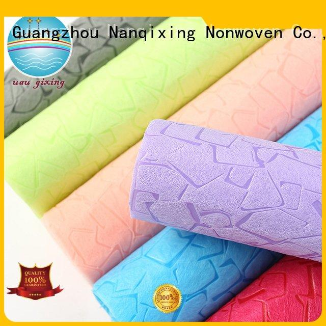 Nanqixing customized Non Woven Material Suppliers direct high