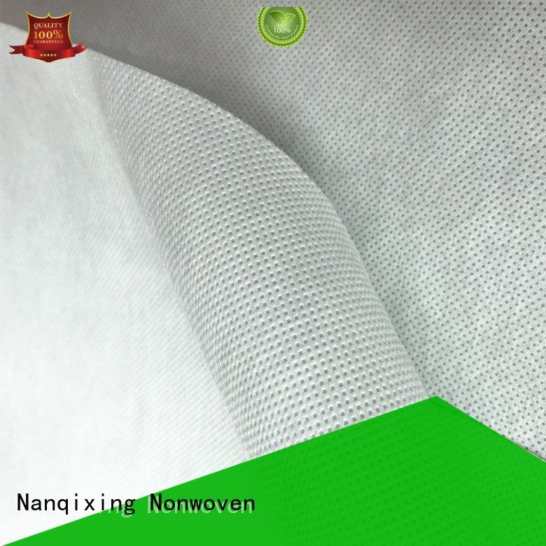 Nanqixing pp spunbond nonwoven fabric supplier for upholstery
