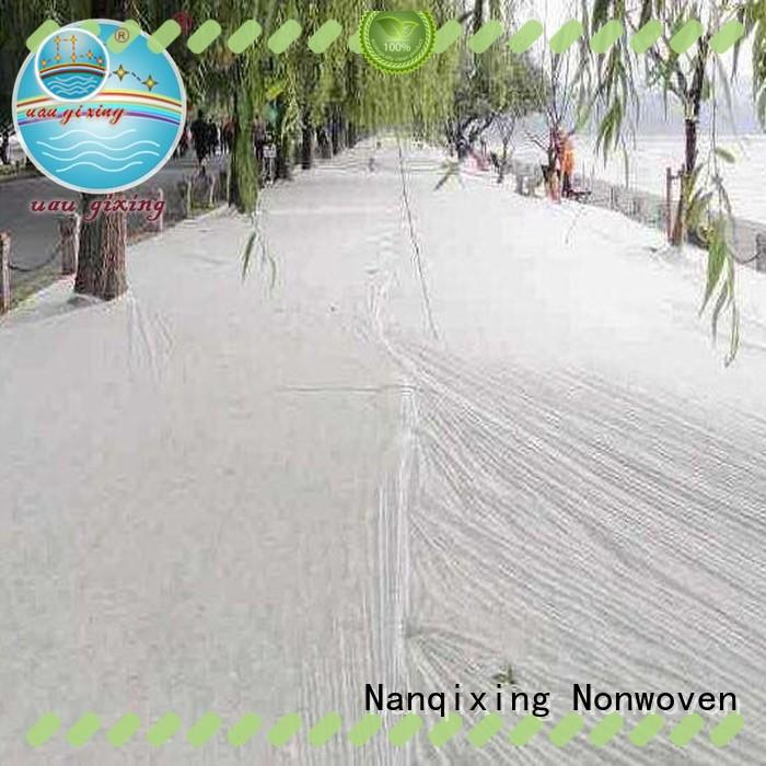 Nanqixing eco-friendly vegetable garden weed control fabric anti-UV for plants