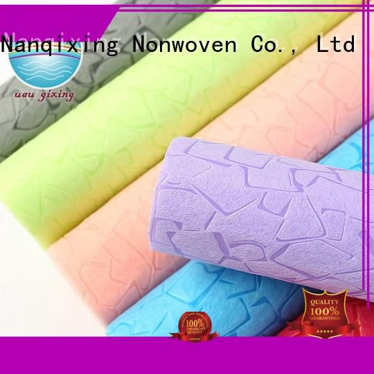 calendered usage textile for Non Woven Material Suppliers Nanqixing