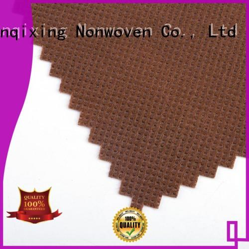 Nanqixing spunbond non woven shopping bag directly sale for table cloth