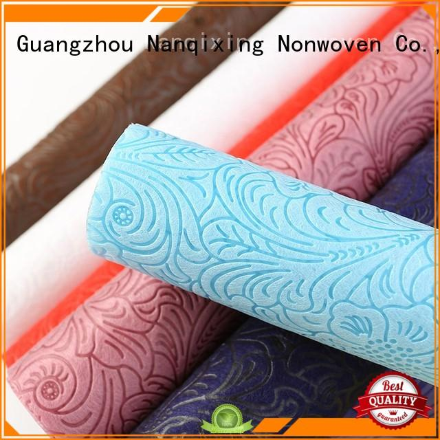 quality applications Nanqixing Brand Non Woven Material Suppliers