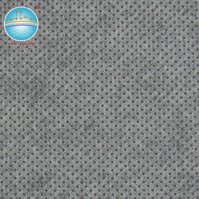 Nanqixing 100% Polypropylene Spunbond Non Woven Calendered Fabric Nonwoven Material image14