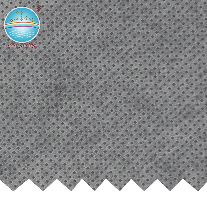 Nanqixing 100% Polypropylene Spunbond Non Woven Calendered Fabric Nonwoven Material image30