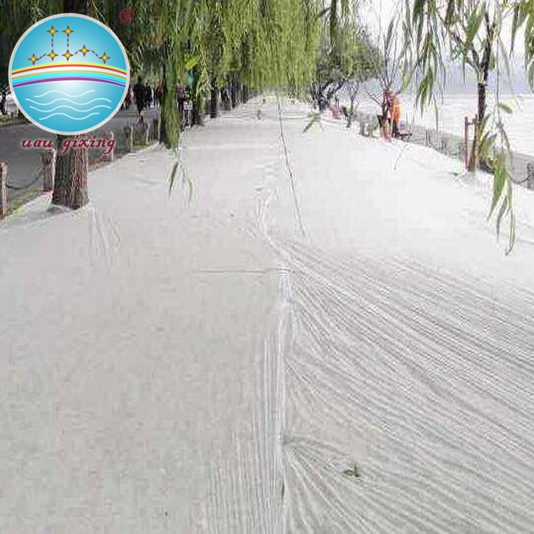 Nanqixing PP spunbond nonwoven weed control cover, weed mat, landscape fabric Nonwoven For Agriculture image29