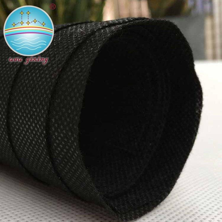 Black Nonwoven Fabric for Weed Control Mat with Anti-UV treated