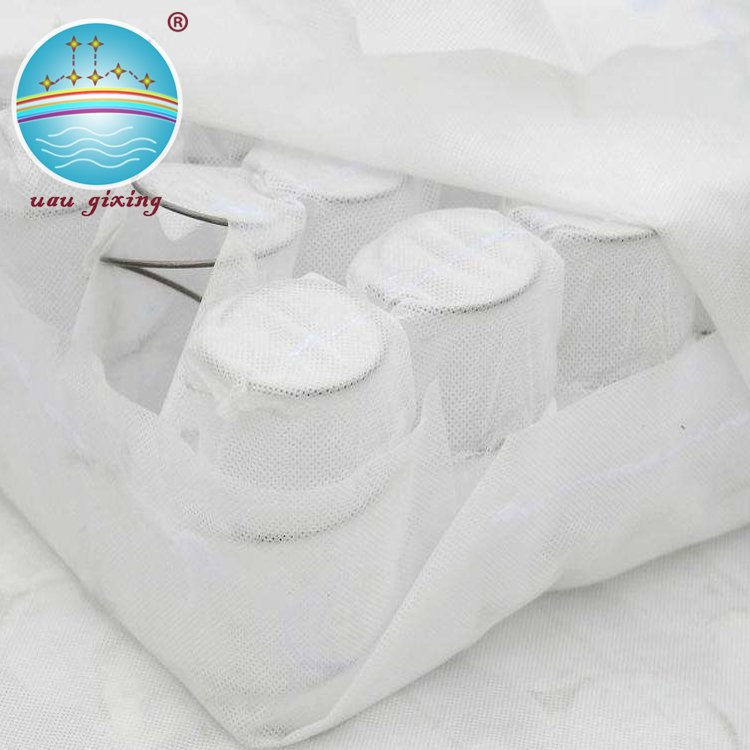 Nanqixing Eco-Friendly Pp Spunbond Wholesale Sms Nonwoven Fabrics For Making Shopping Bags image1