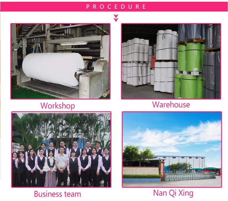Nanqixing customized color non woven fabric bag manufacturing process supplier for baby diapers-12