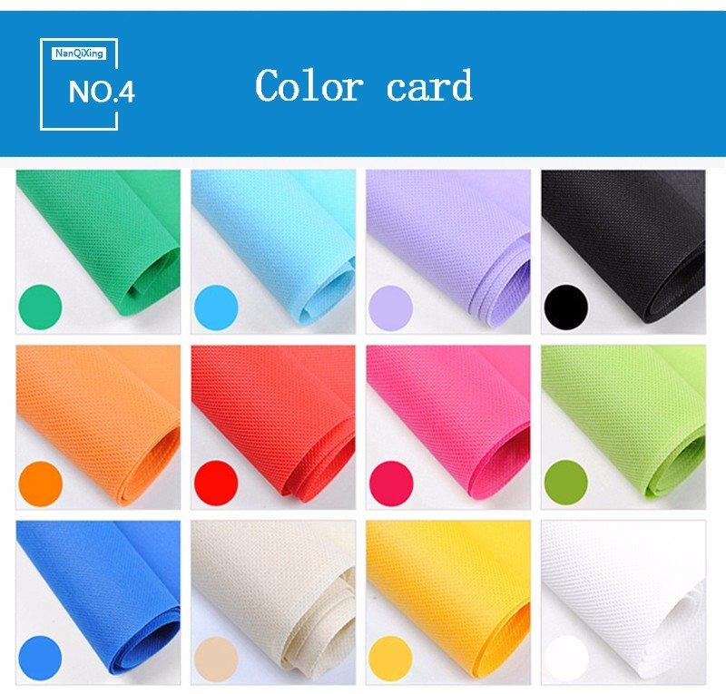 Wholesale with fabrics non woven fabric bags Nanqixing Brand