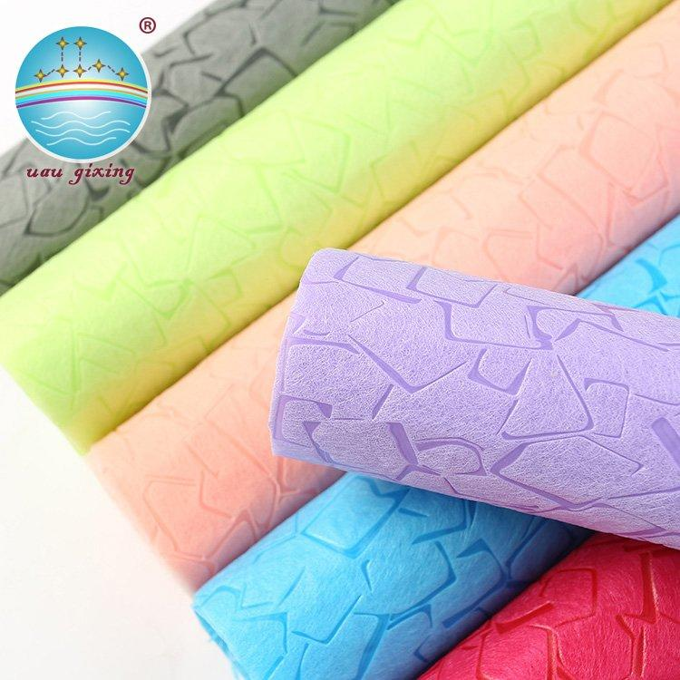 Different Patterns Eco Friendly Polypropylene Spunbond Nonwoven Fabric