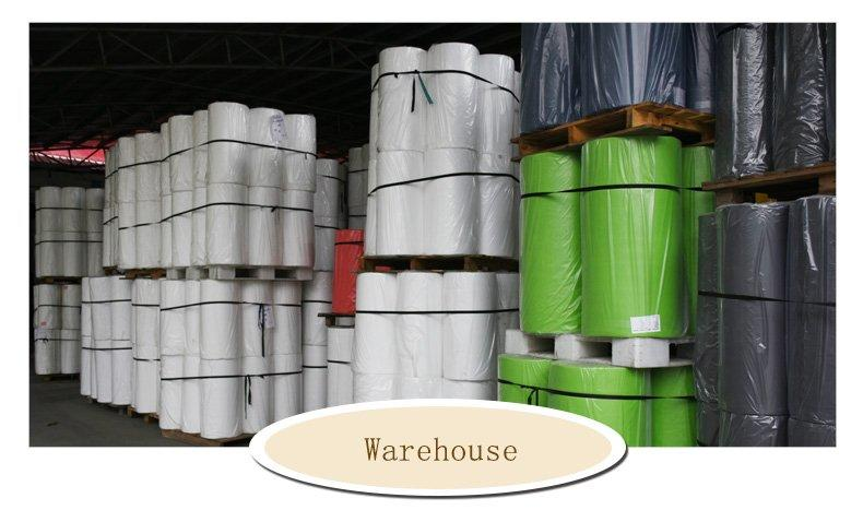 Custom Non Woven Material Suppliers fabric different factory Nanqixing