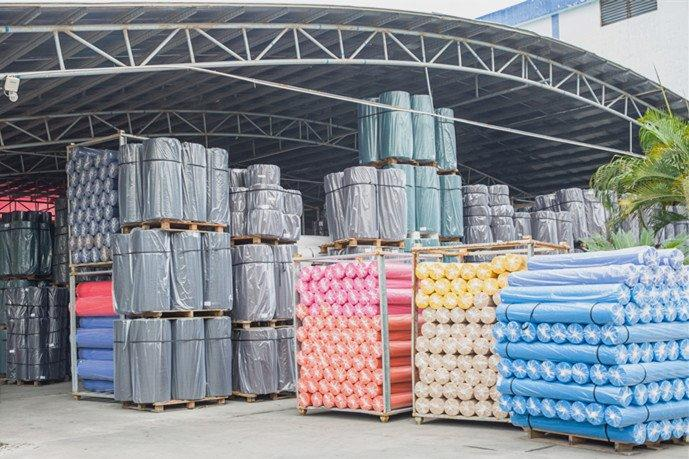 OEM Non Woven Material Suppliers ecofriendly spunbond Non Woven Material Wholesale