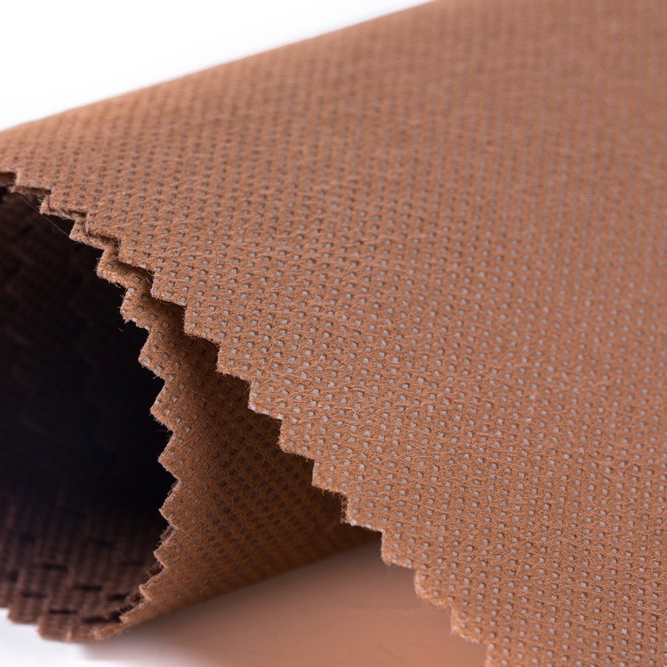 Soft and High Tensile Spunbond Polypropylene Nonwoven Fabric Factory-8