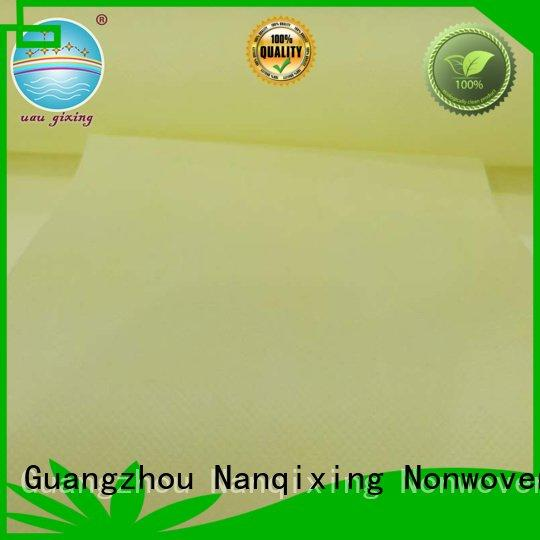 Non Woven Material Wholesale quality calendered Non Woven Material Suppliers Nanqixing Brand