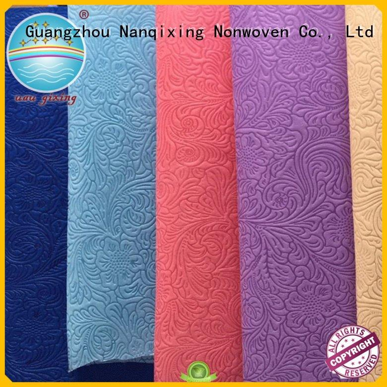 nonwoven various good Non Woven Material Wholesale Nanqixing
