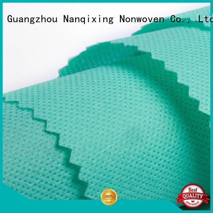 Hot Non Woven Material Suppliers designs Nanqixing Brand