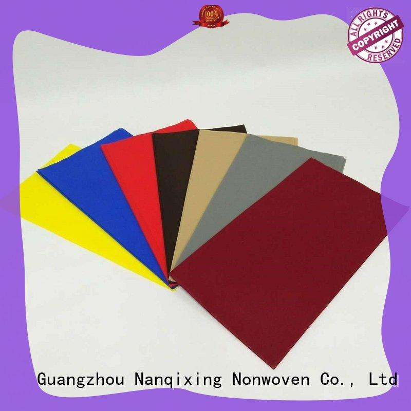 Nanqixing cloth non oven cloth from China for restaurants