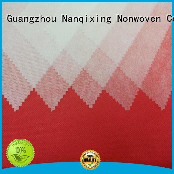 furnishings pp Nanqixing non woven fabric products