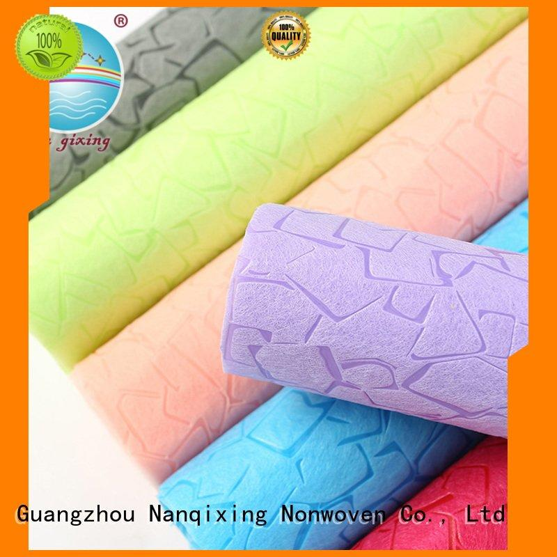 Nanqixing Brand for designs Non Woven Material Suppliers