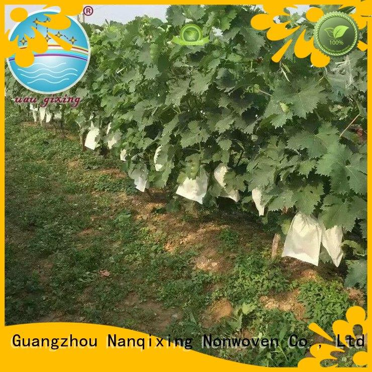 durable vegetables treated best weed control fabric black Nanqixing Brand