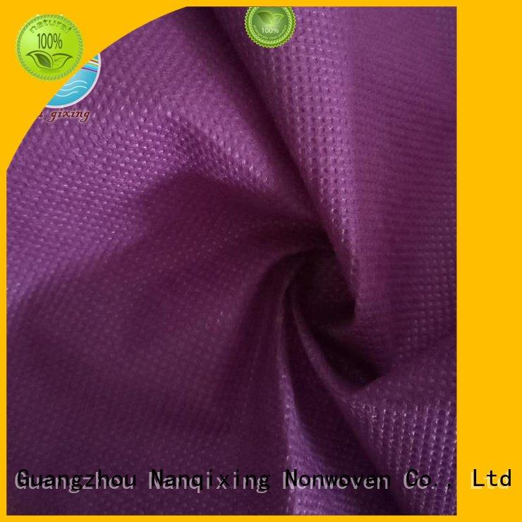 Non Woven Material Wholesale fabric soft Non Woven Material Suppliers Nanqixing Brand