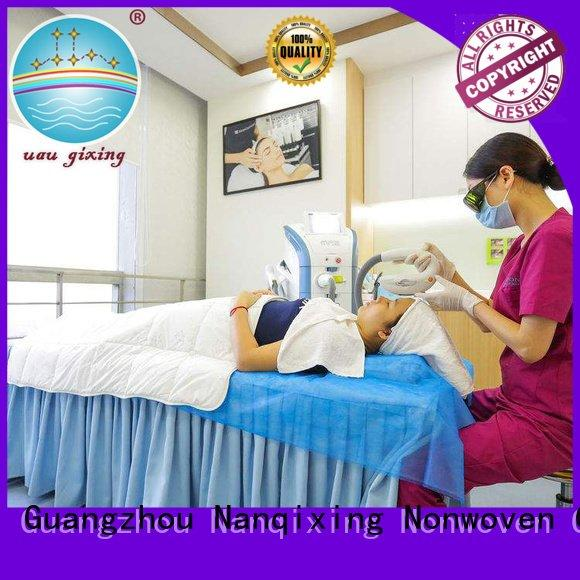 Nanqixing customized non woven medical products fabric pp