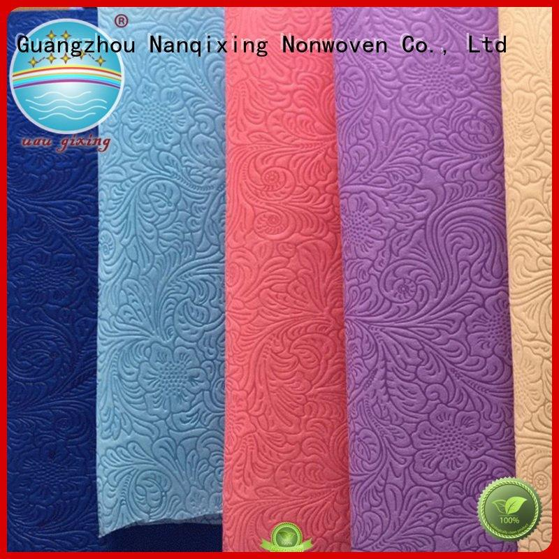usages different spunbond Non Woven Material Wholesale Nanqixing