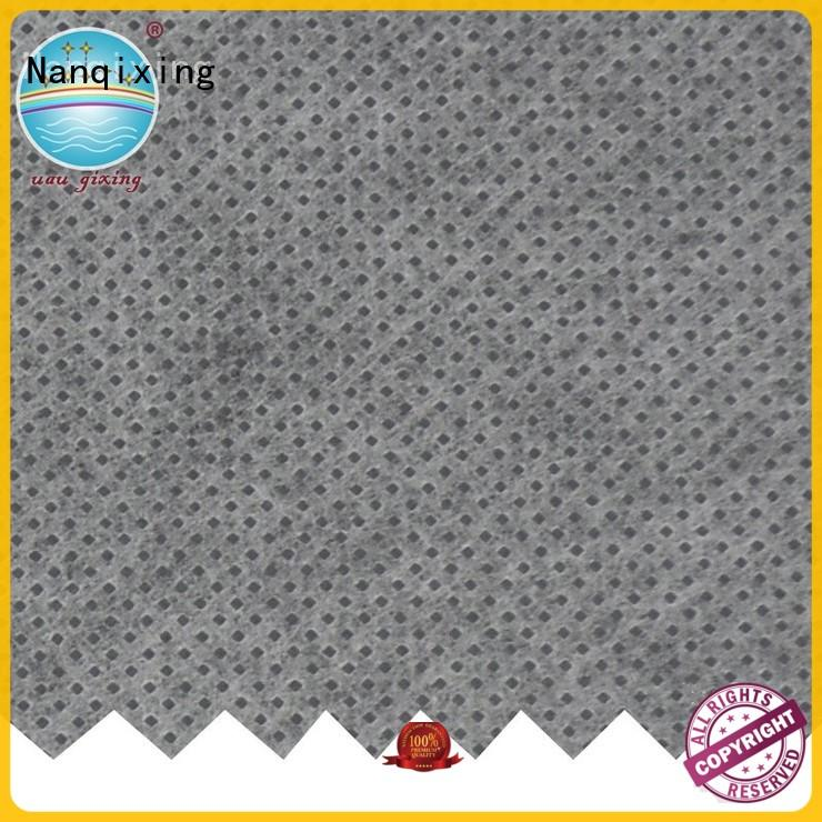 Nanqixing wave pattern Non Woven Material Suppliers directly sale for medical