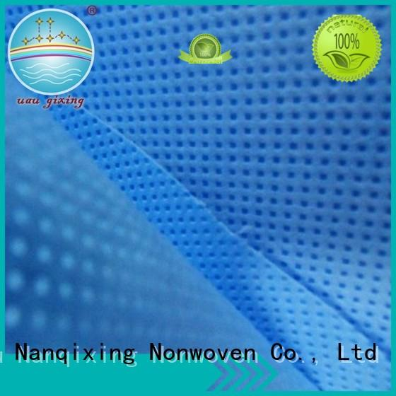 Non Woven Material Wholesale biodegradable Bulk Buy hygiene Nanqixing