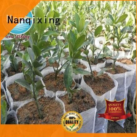 Nanqixing agriculture ground weed control fabric manufacturer for greenhouse