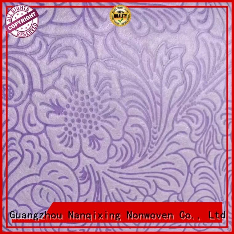 Nanqixing Brand customized designs for Non Woven Material Wholesale non