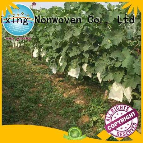 Nanqixing greenhouse friuts best weed control fabric mat cover